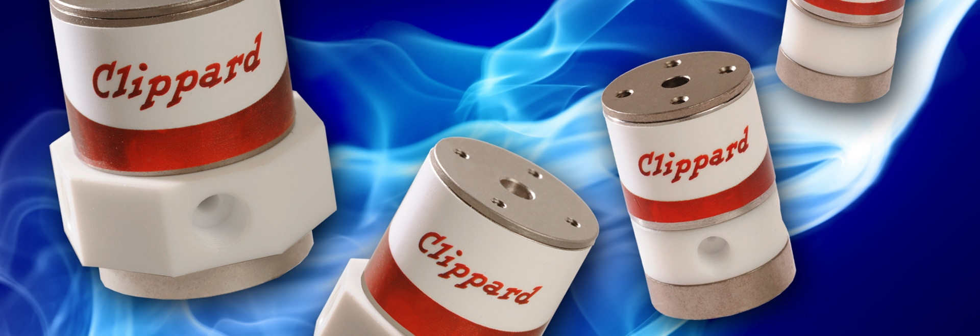 Clippard NIV Series PTFE Media Isolation Valves