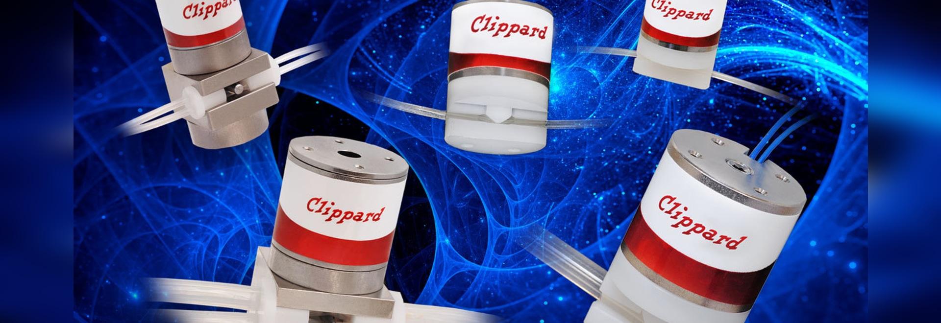Clippard NPV Series 3/2 Miniature Pinch Valves