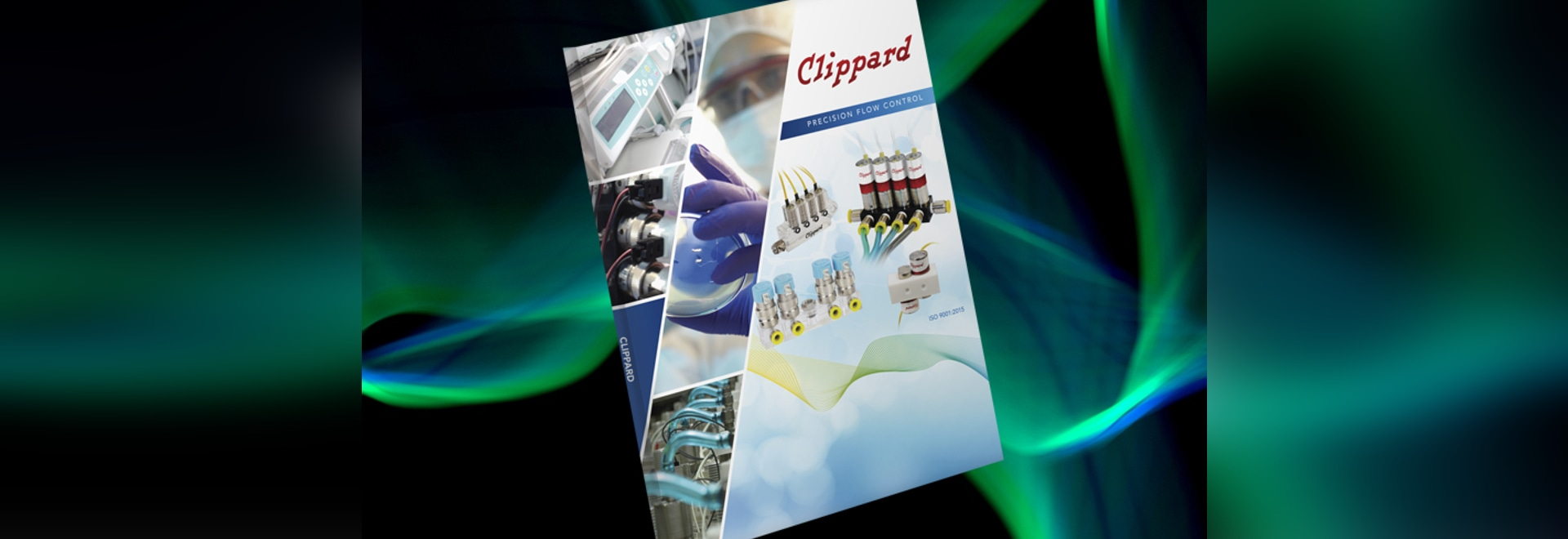 Clippard Releases New Precision Flow Controls Catalogue