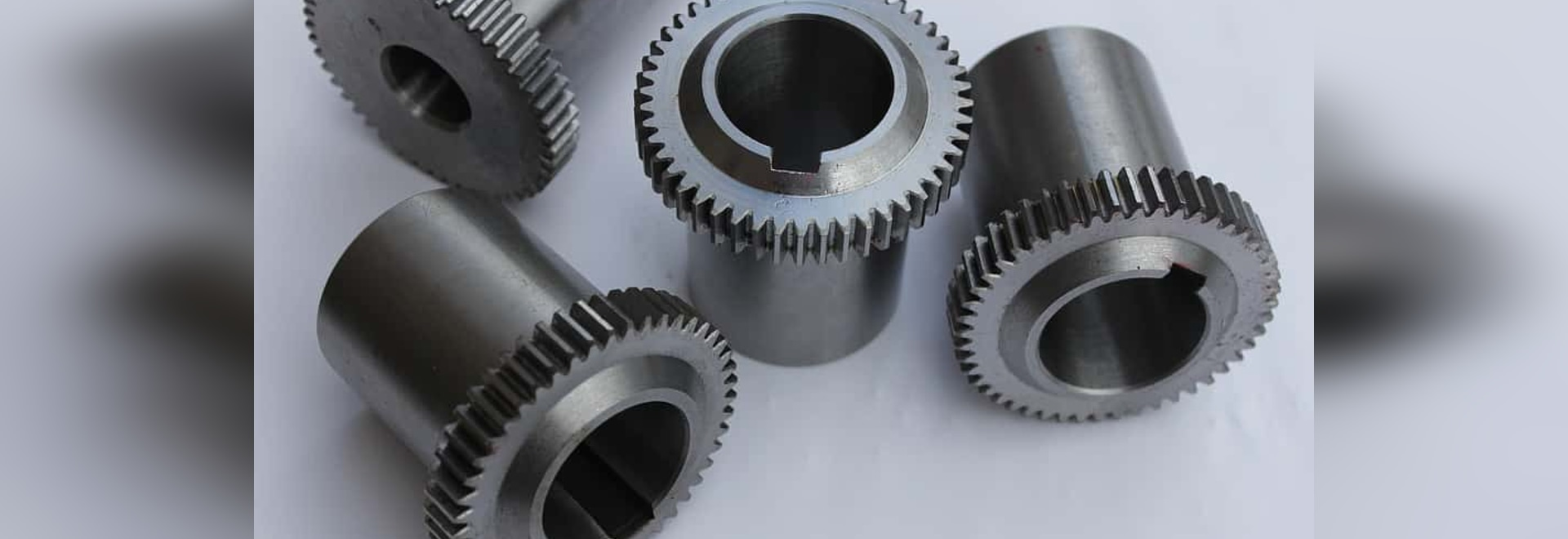 CLR gear machining: concept and manufactured parts