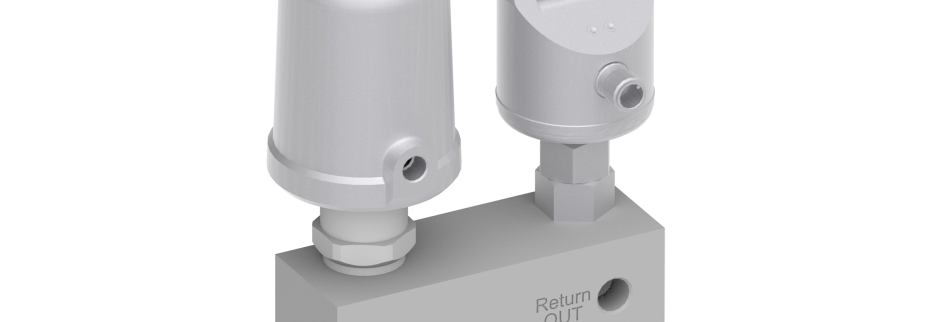 Compact manifold for cooling and lubrication of the shaft seal on centrifugal pumps