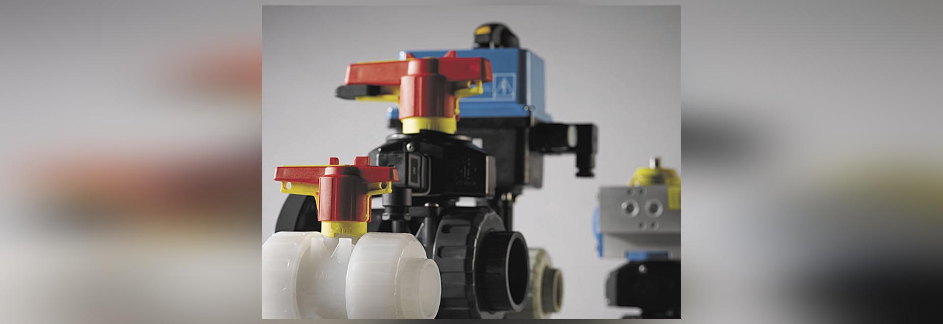 Complete Series M1 Modular Industrial Ball Valve