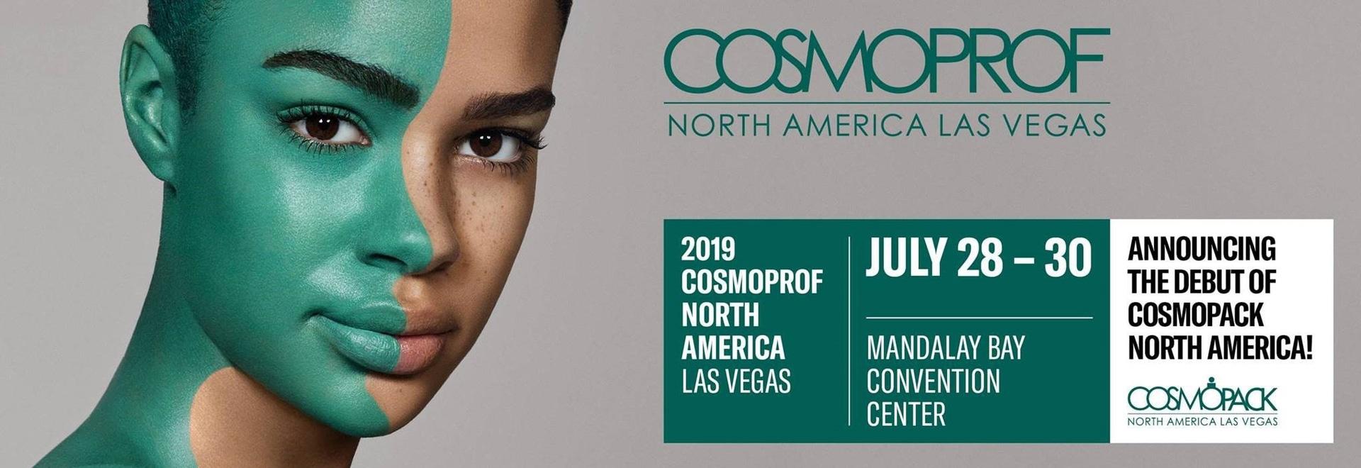 Cosmoprof North America - Las Vegas USA