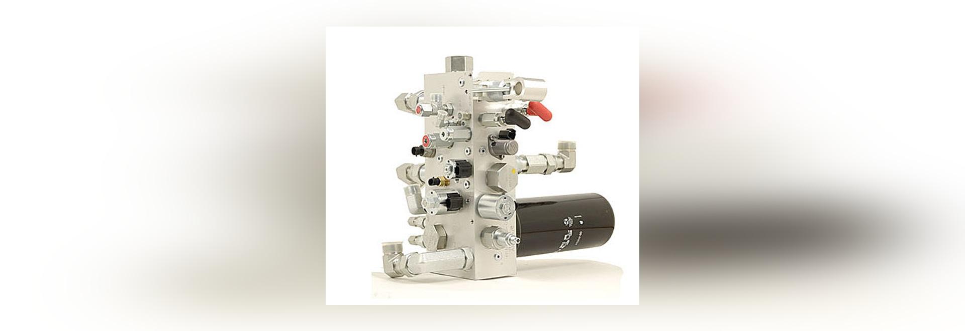Custom Hydraulic Manifolds
