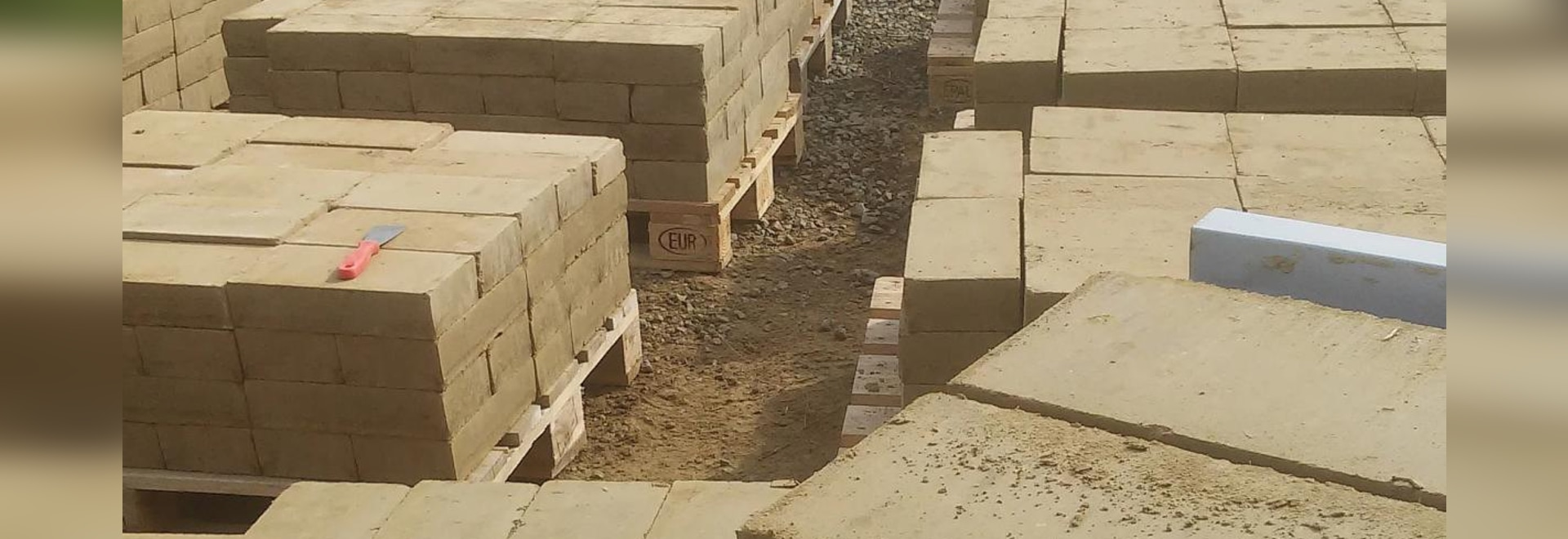 Cyprus team to develop earth masonry system
