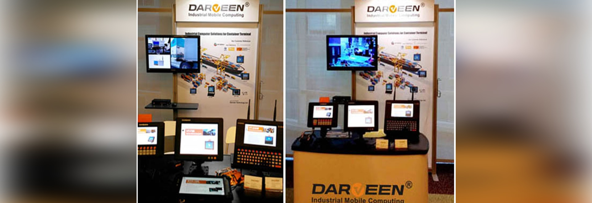 Darveen Attended Exhibition 2015 in U.S.A