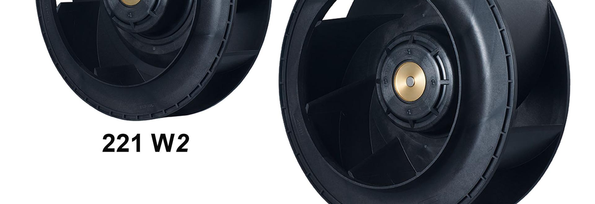 DC Splash Proof Centrifugal Fans - 221x71 - 225x99 - 9W2T