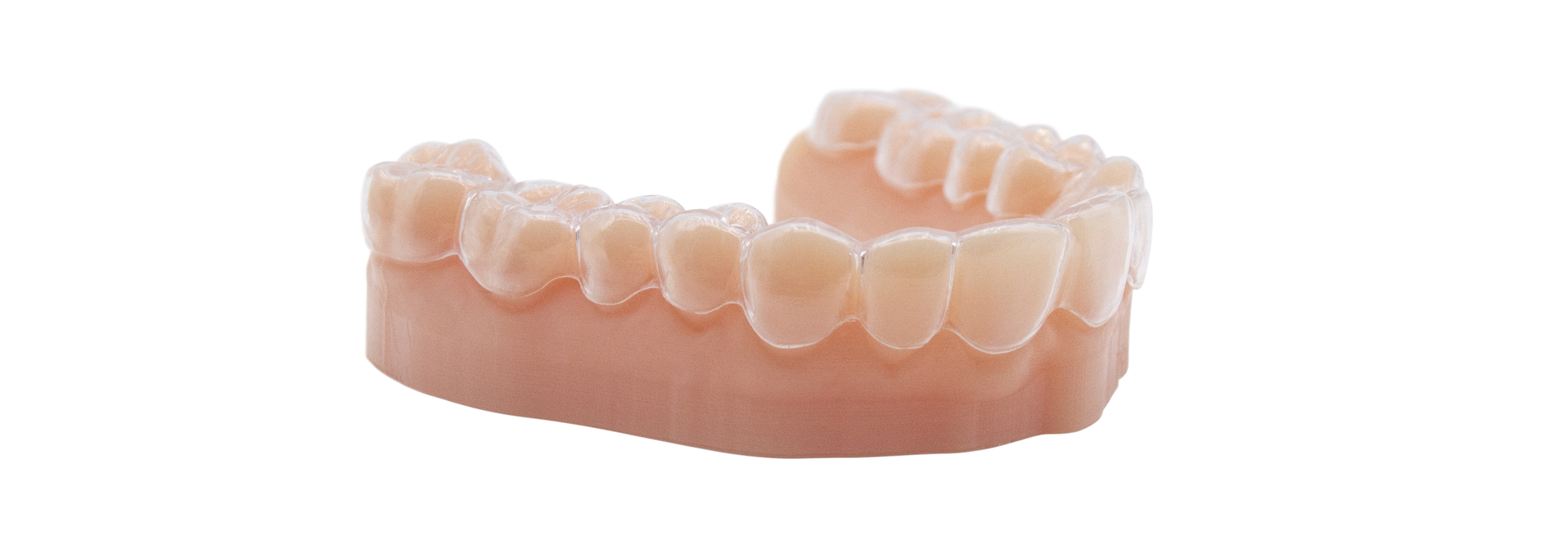Dental model printed with LD10