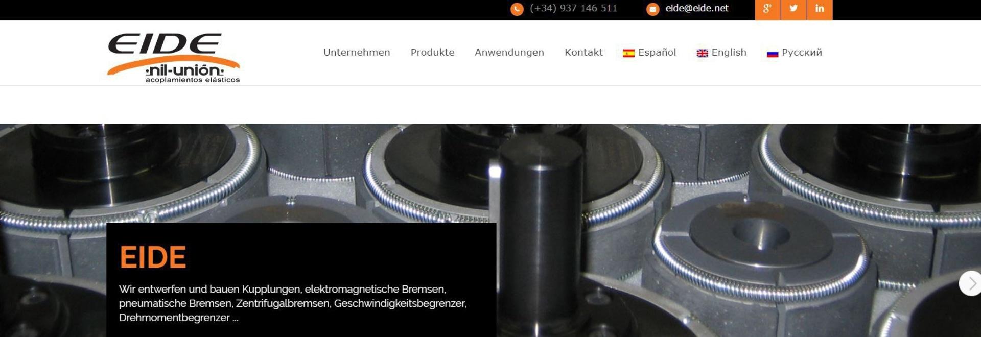 EIDE trust in Germany