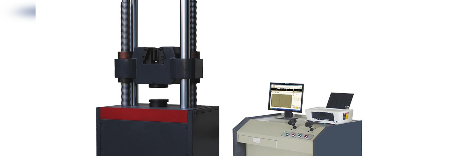 Electro-hydraulic Servo Universal Test Machine
