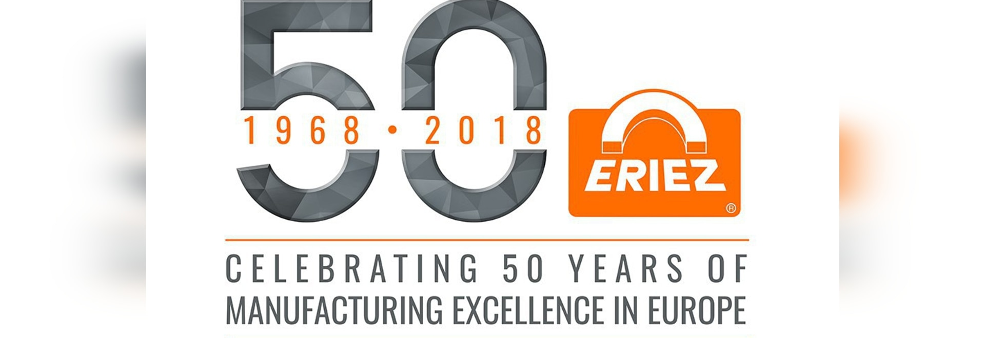 Eriez Celebrates 50 Years