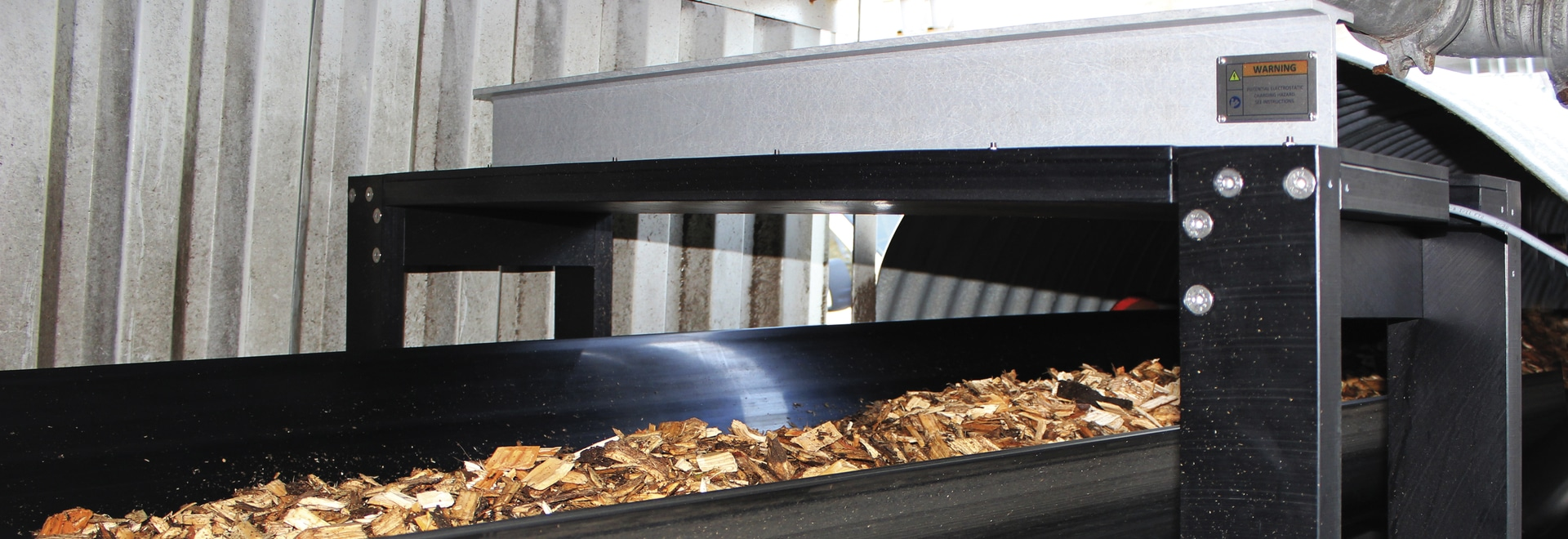 Eriez MetAlarm ATEX metal detector