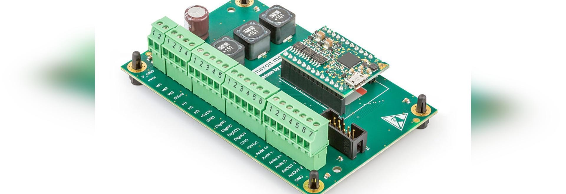 ESCON Module 24/2 Servo Motor Controller - Maxon