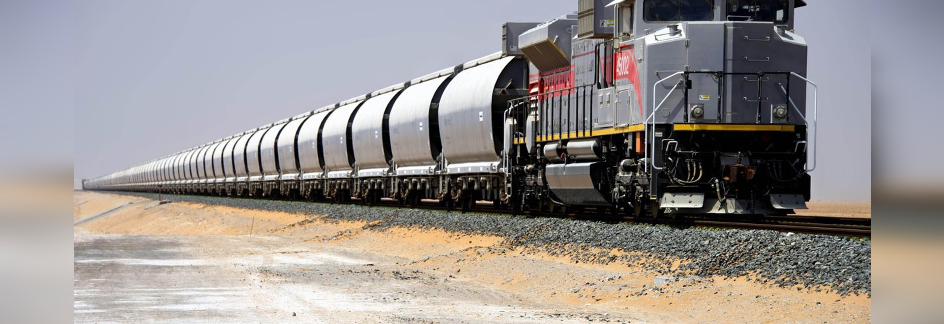 Etihad Railway project - I-MAK