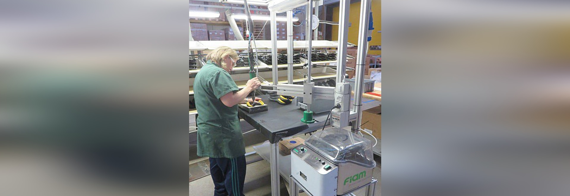 Flexible assembling in modern production processes
