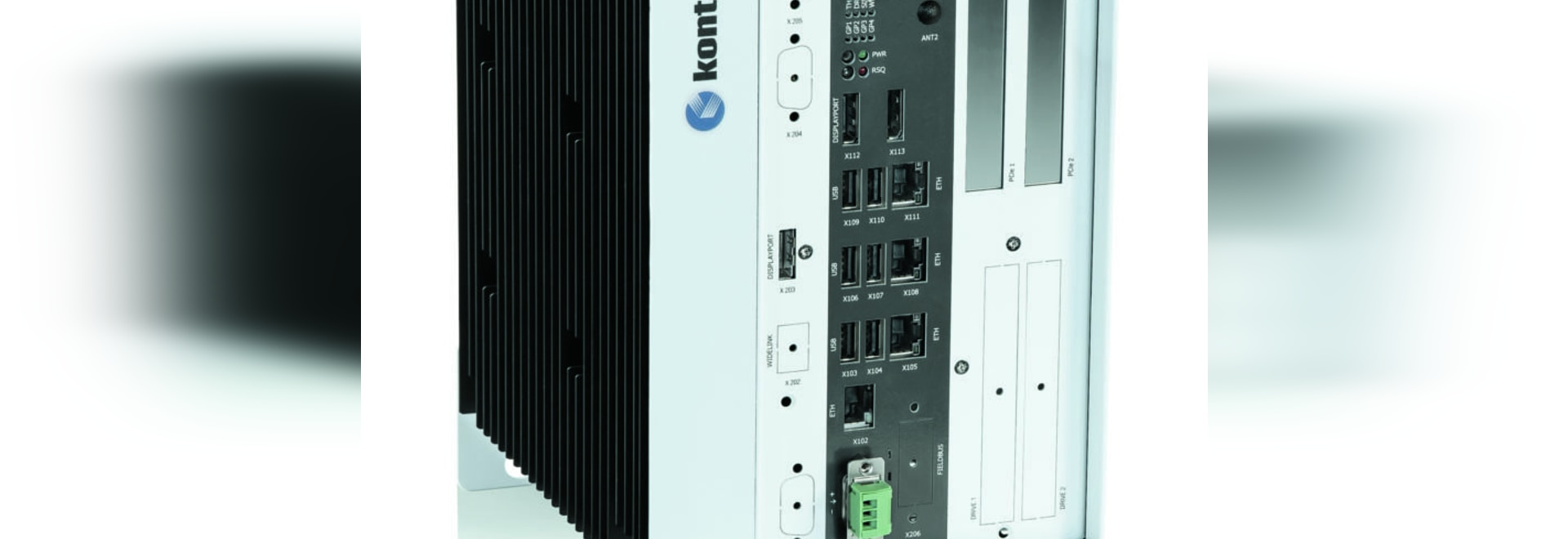 Flexible and powerful: Kontron adds the new KBox C-103-CFL series to its industrial computer family