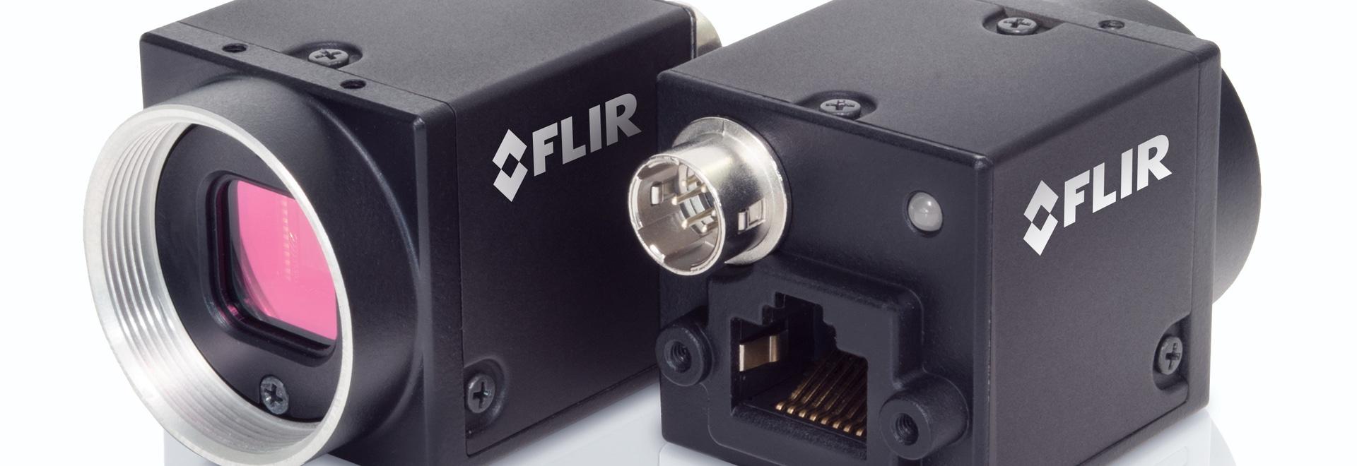 FLIR releases FLIR Blackfly S GigE Machine Vision Camera
