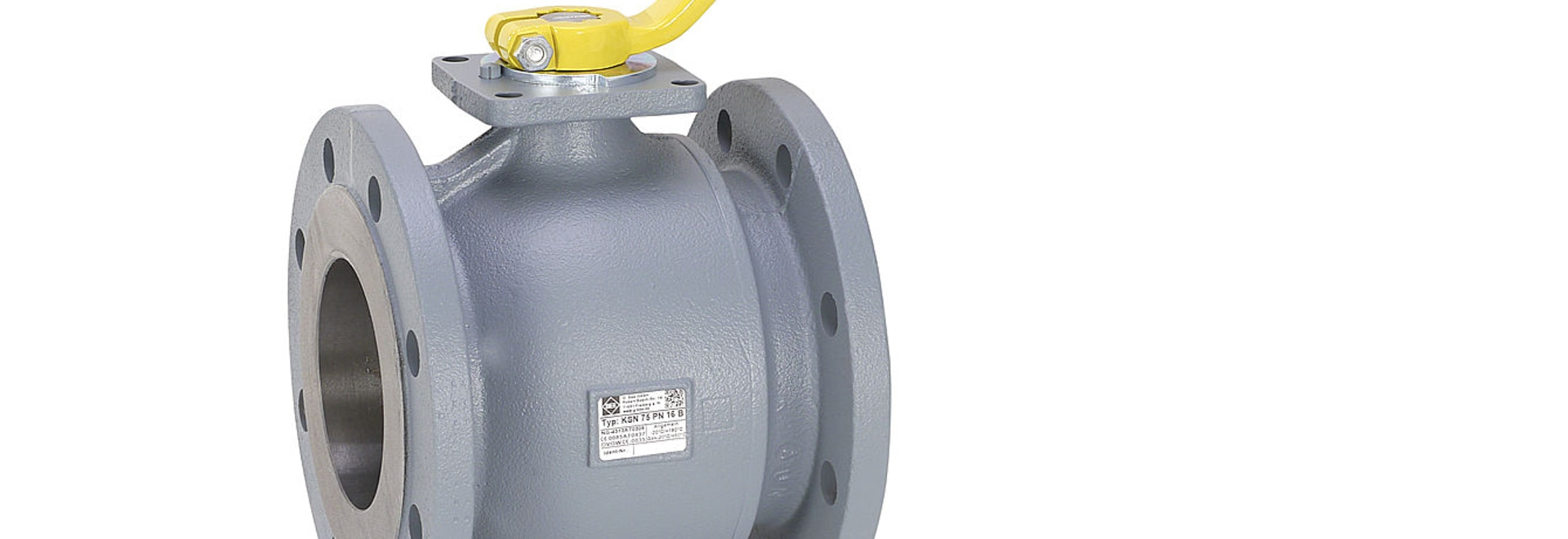 gas ball valves available