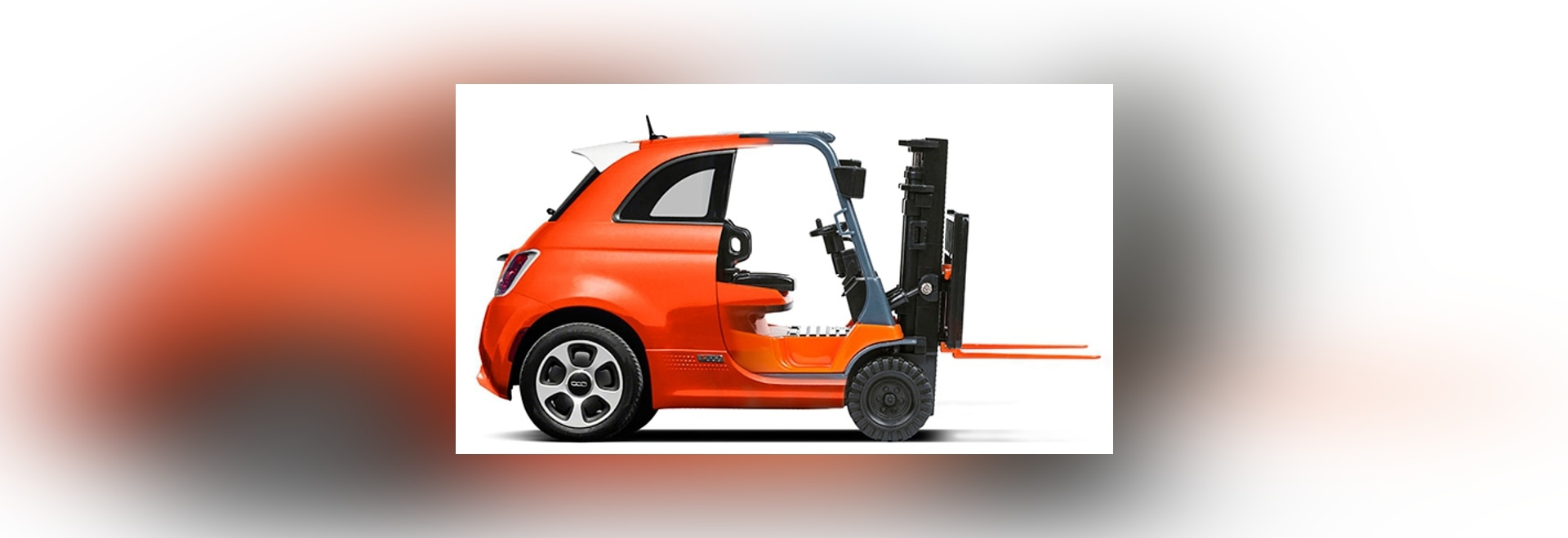 German Forklift Truck Firm Creates Financially Viable Fiat 500 Electric Car
