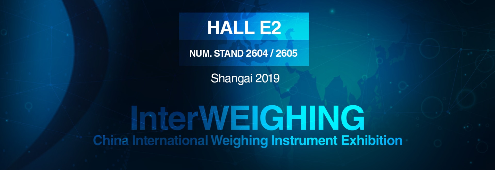 Giropès will be taking part in the Interweighing in Shanghai