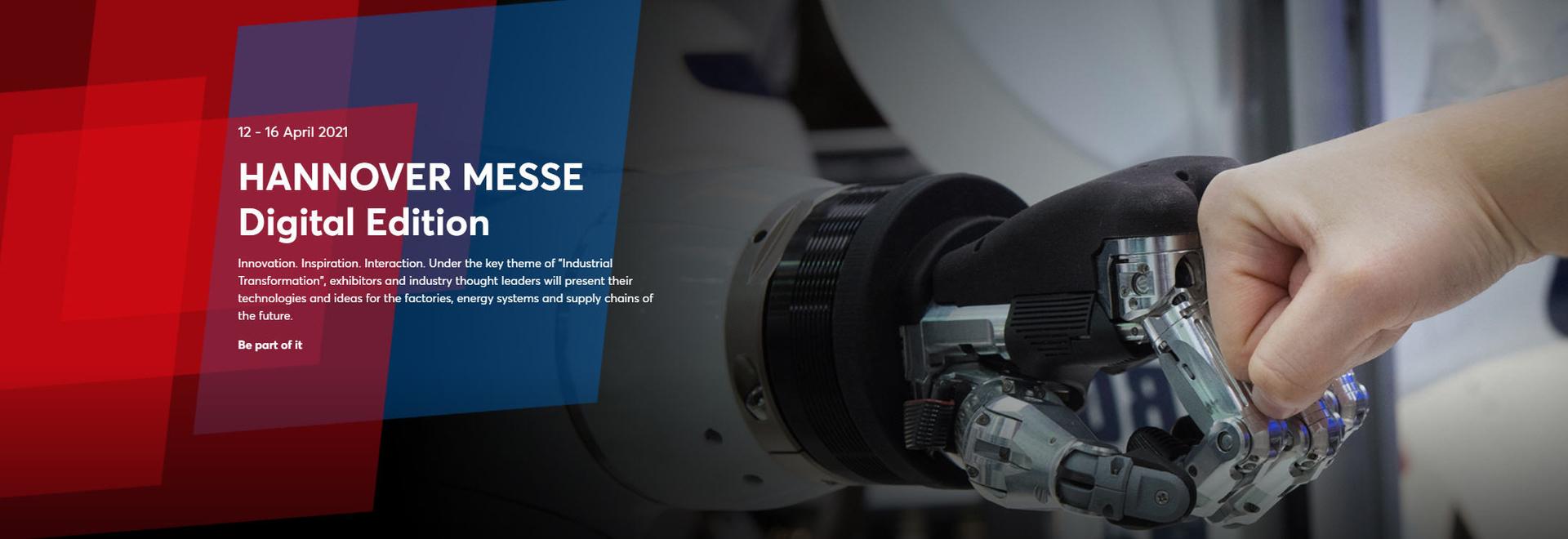 HANNOVER MESSE Digital Edition – Conference program is online
