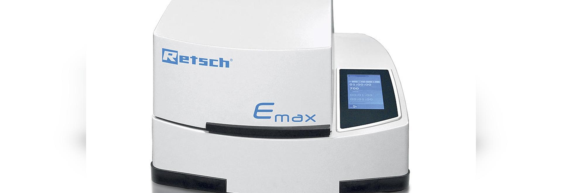 High Energy Ball Mill Emax - Revolutionizing Ultrafine Grinding