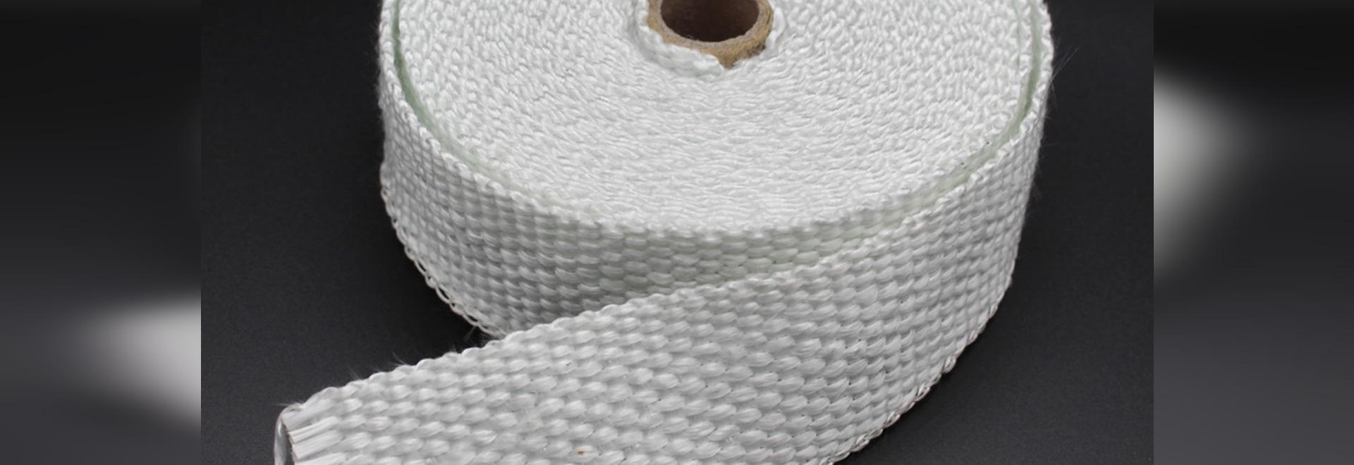 High Temperature resistant fiberglass woven tape - Xuancheng
