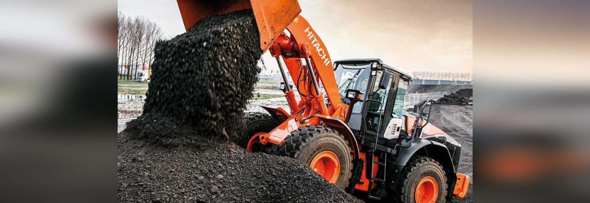 Hitachi ZW220-6 Wheel Loader