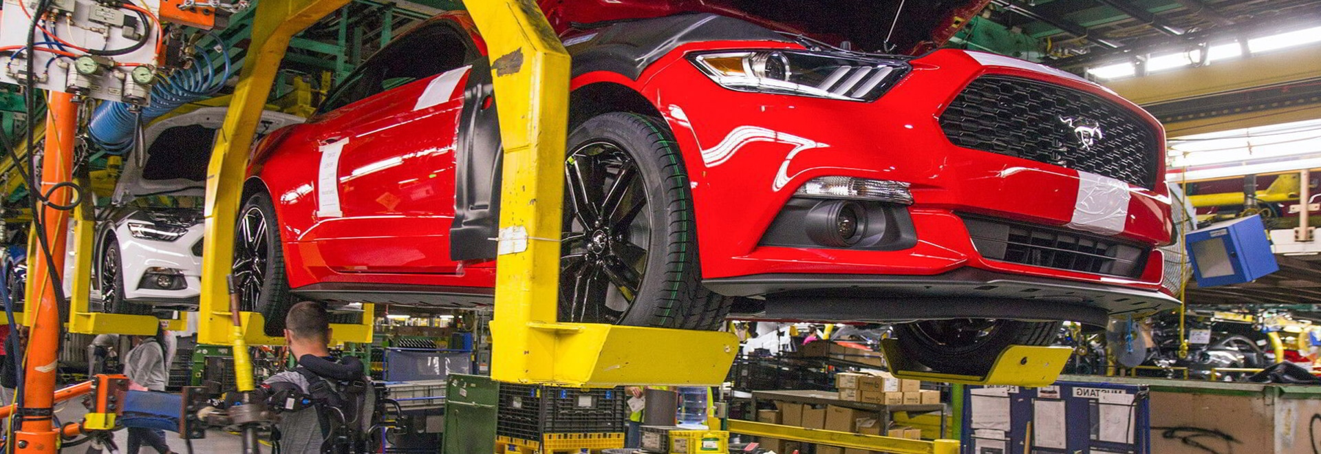 How the EksoVest Is Changing the Labor-Intensive Automotive Industry