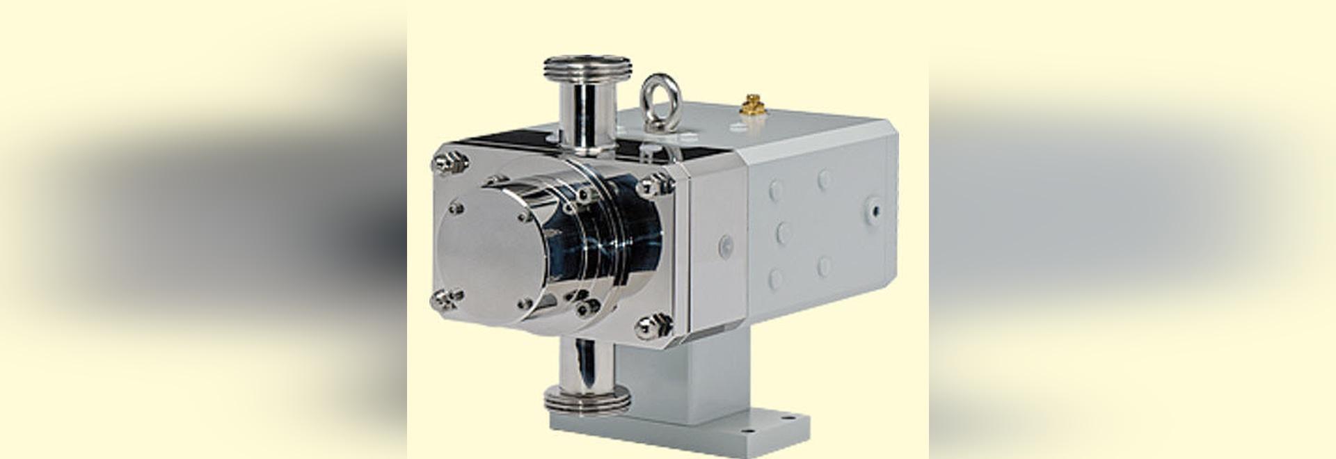 Hygienic pumps type HKK Rotary-lobe pumps
