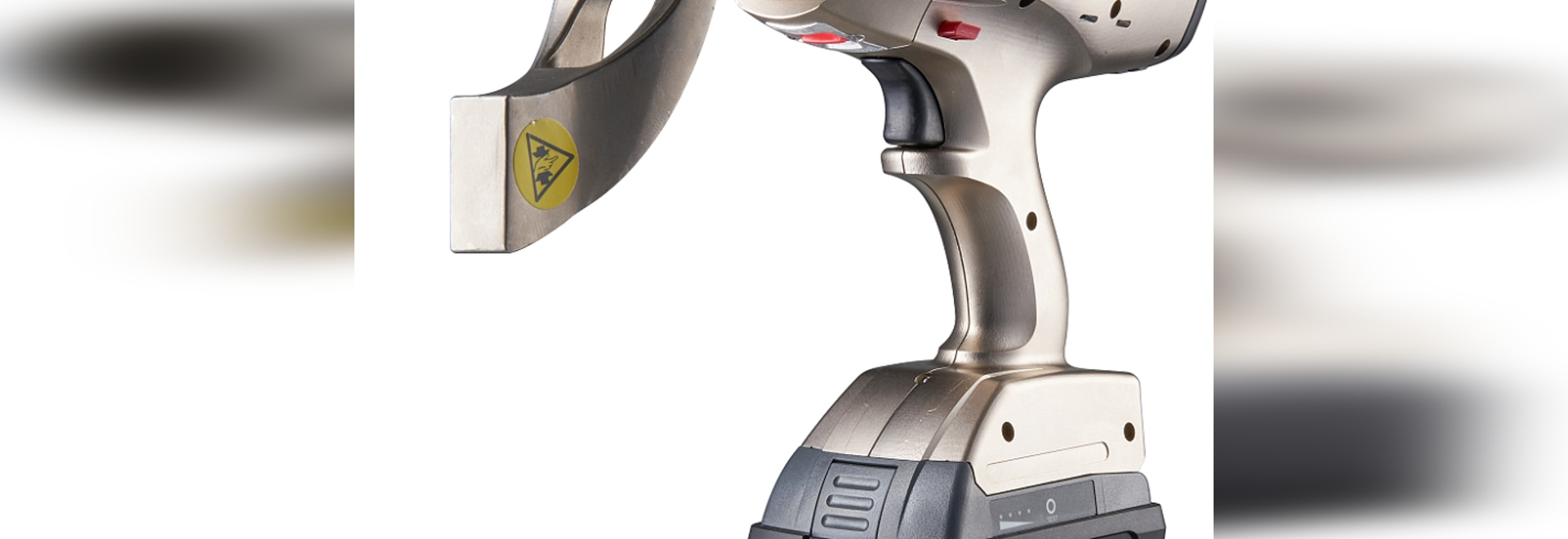 HYTORC's multi-award-winning LITHIUM SERIES II Electric Torque Tool delivers unmatched control and usability