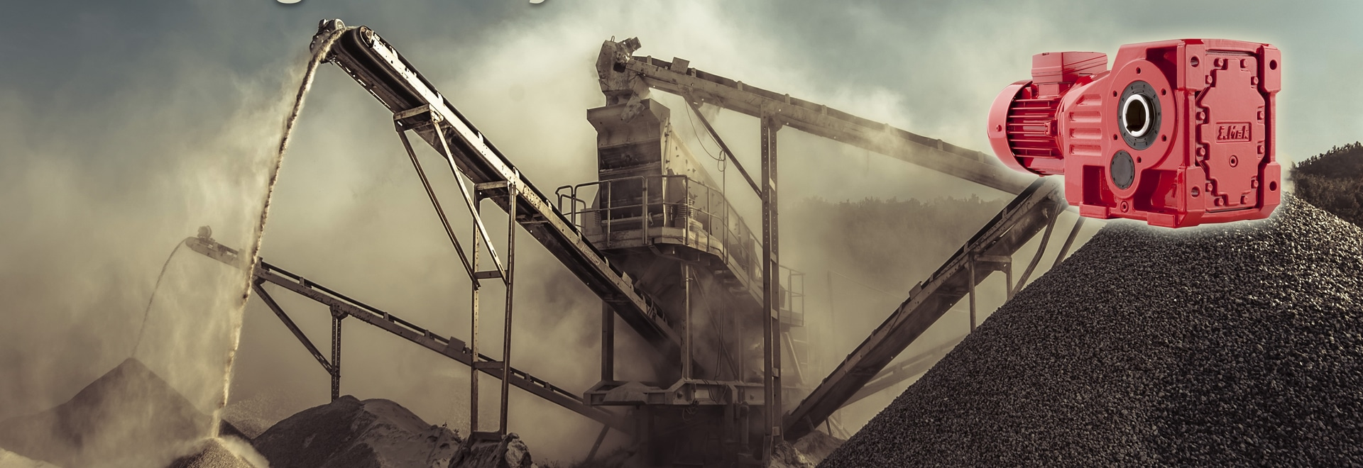 I-Mak Solutions for the mining and crushing industry