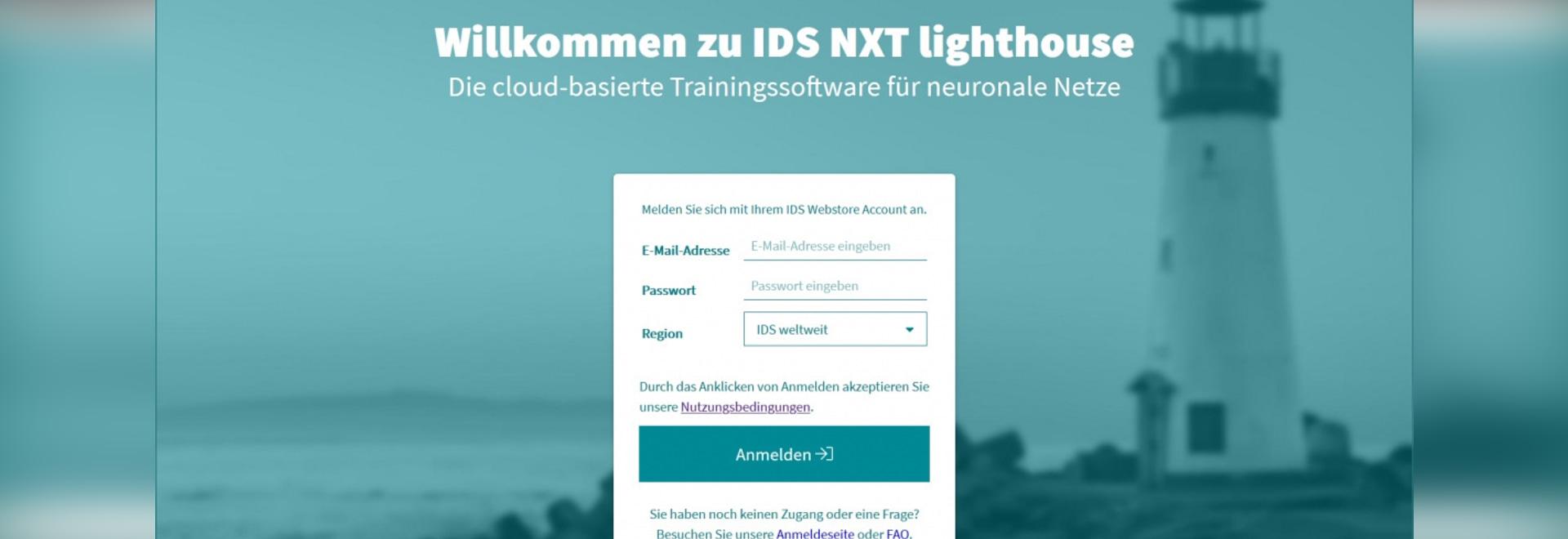 IDS NXT lighthouse