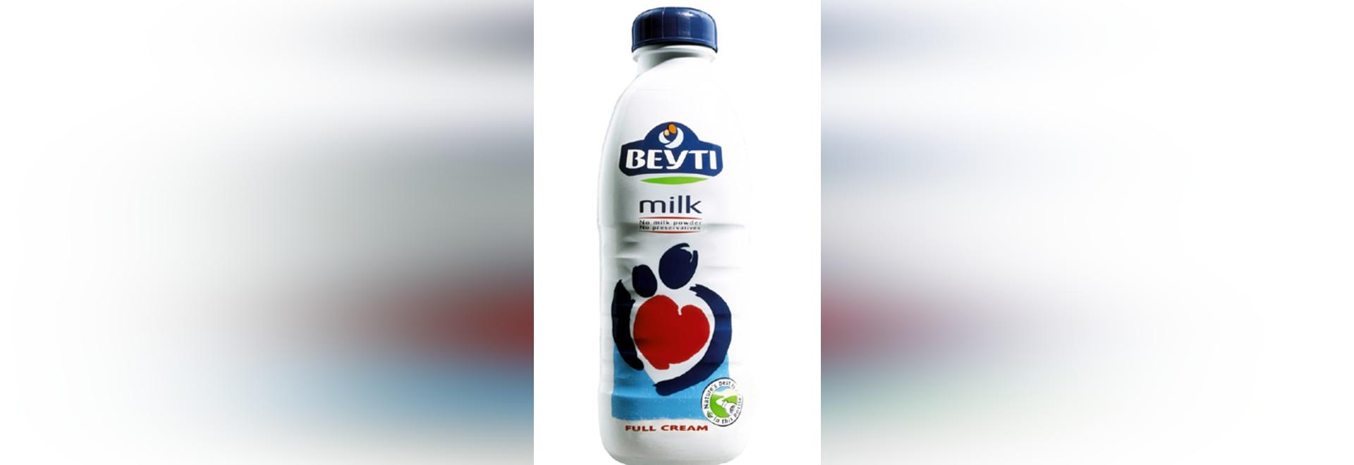 IGI's Beyti branded UHT milk, an innovation in the Egyptian domestic milk market.