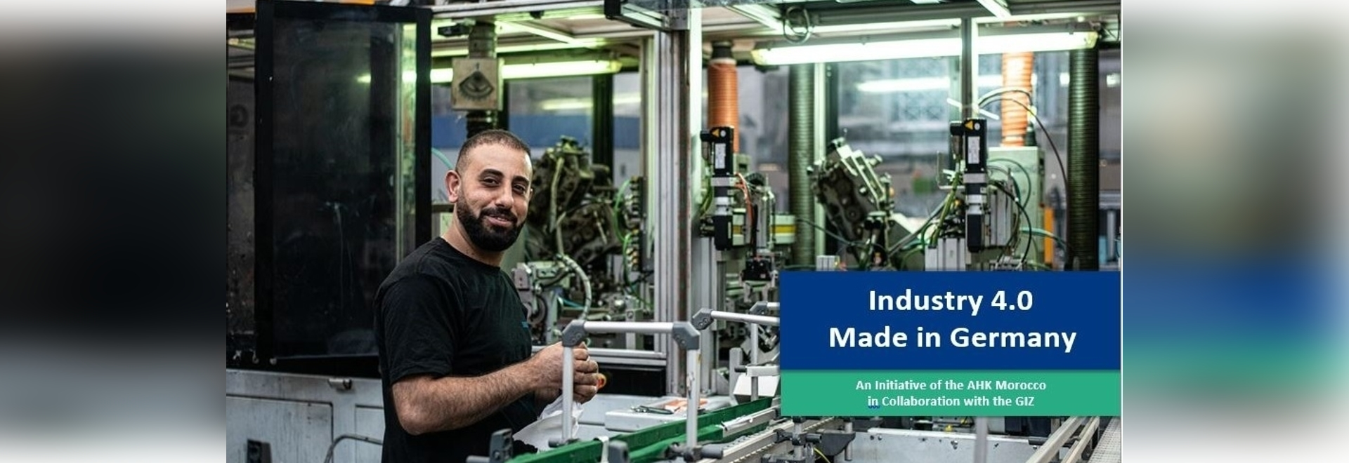 Industry 4.0 Made in Germany