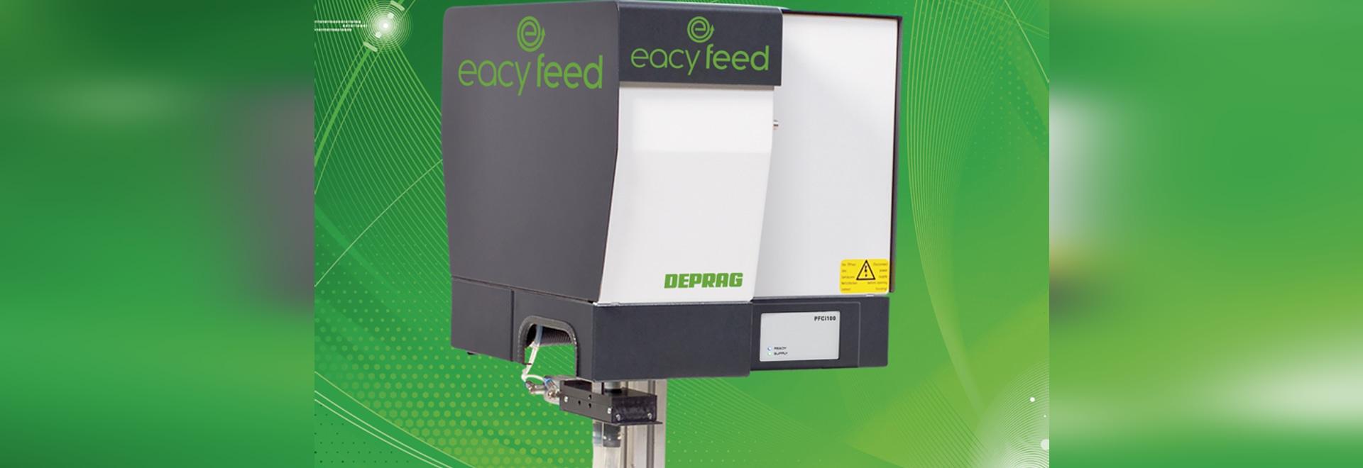 Intelligent and efficient feeding