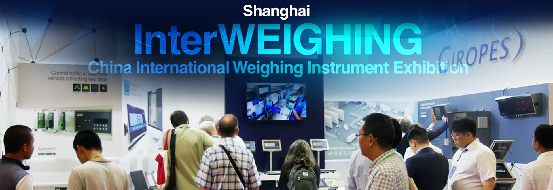 Interweighing Shanghai: showcasing our solutions in the world of weighing