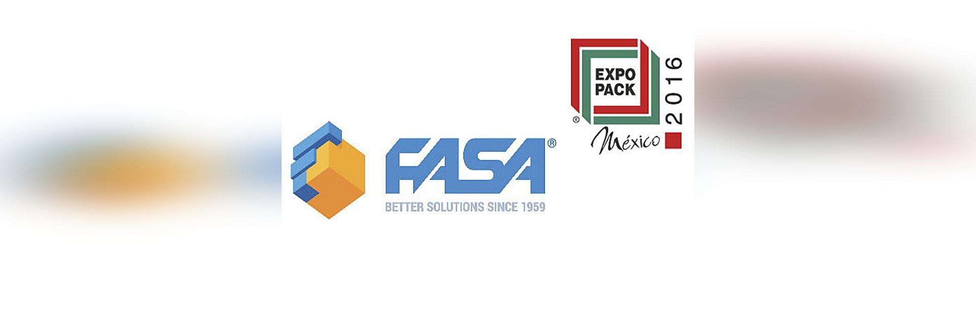 Invitation to meet FASA at EXPO PACK 2016