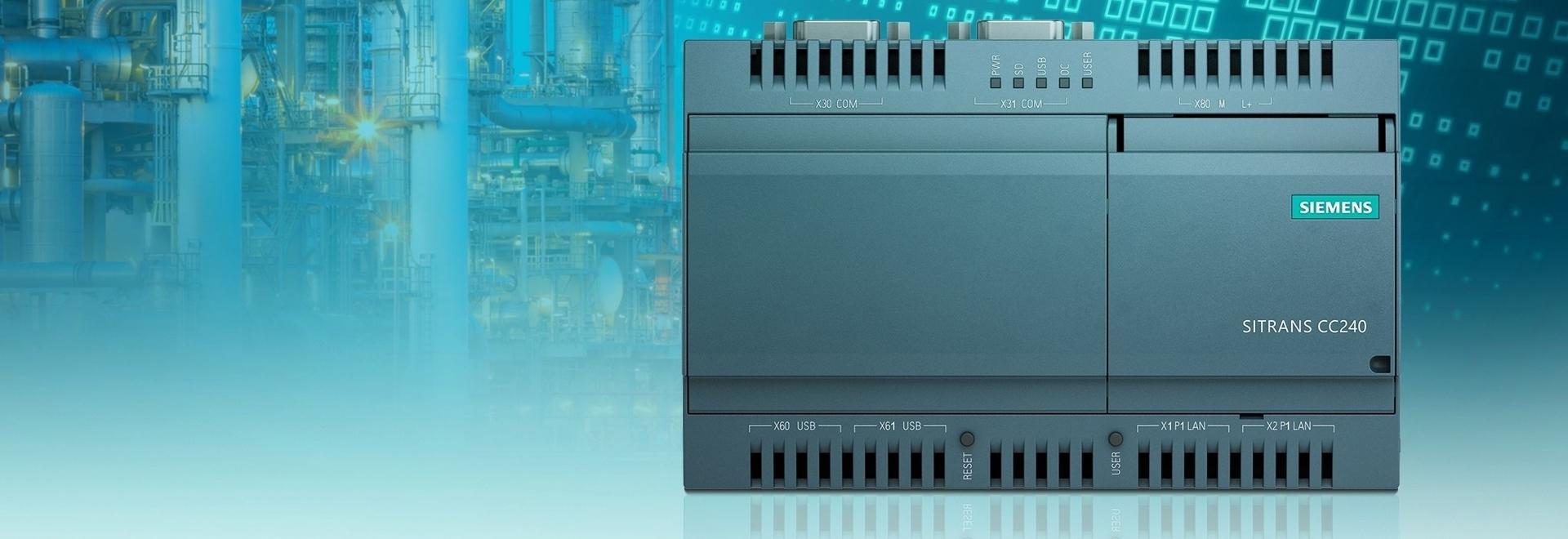 IOT Gateway Sitrans CloudConnect 240