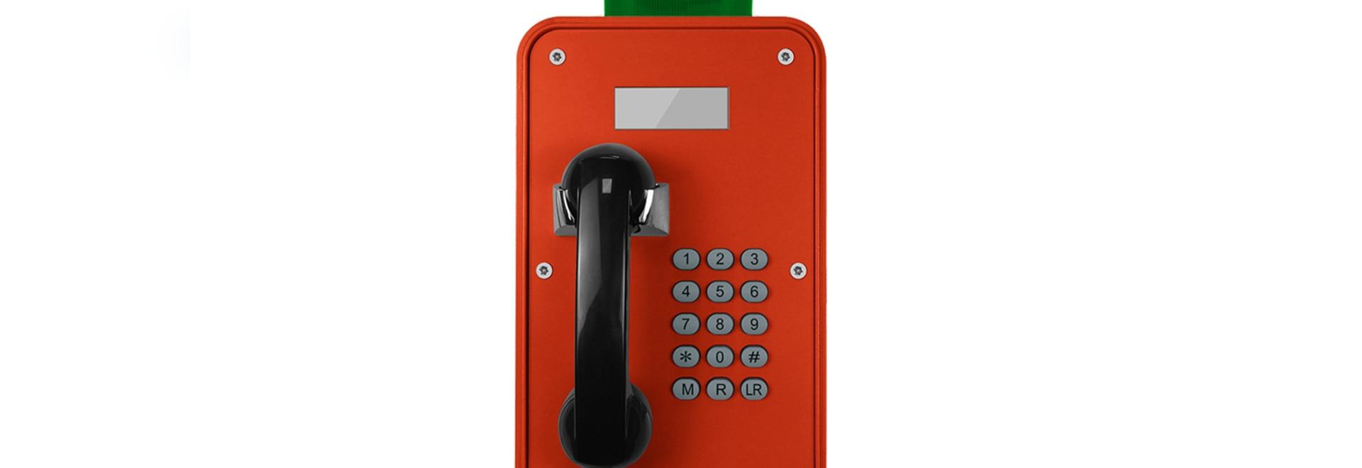 J&R Weatherproof Telephones Export to Yemen