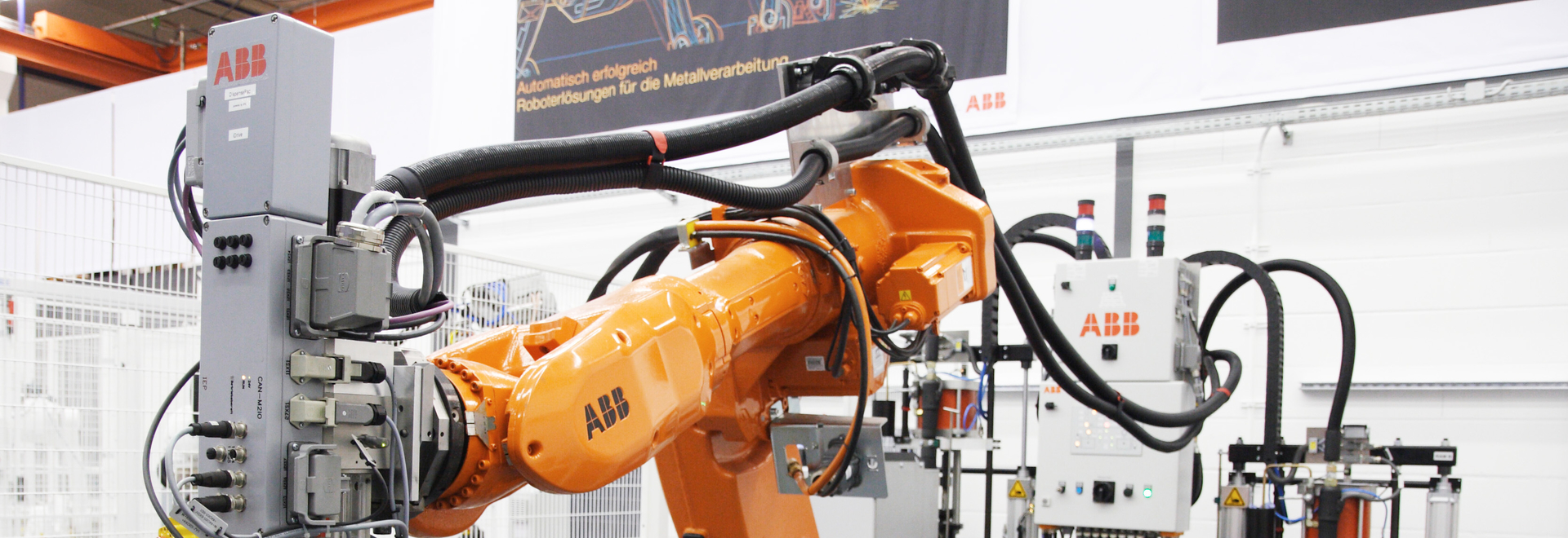 JINPAT Electrical Slip Ring in the Application of Robotics