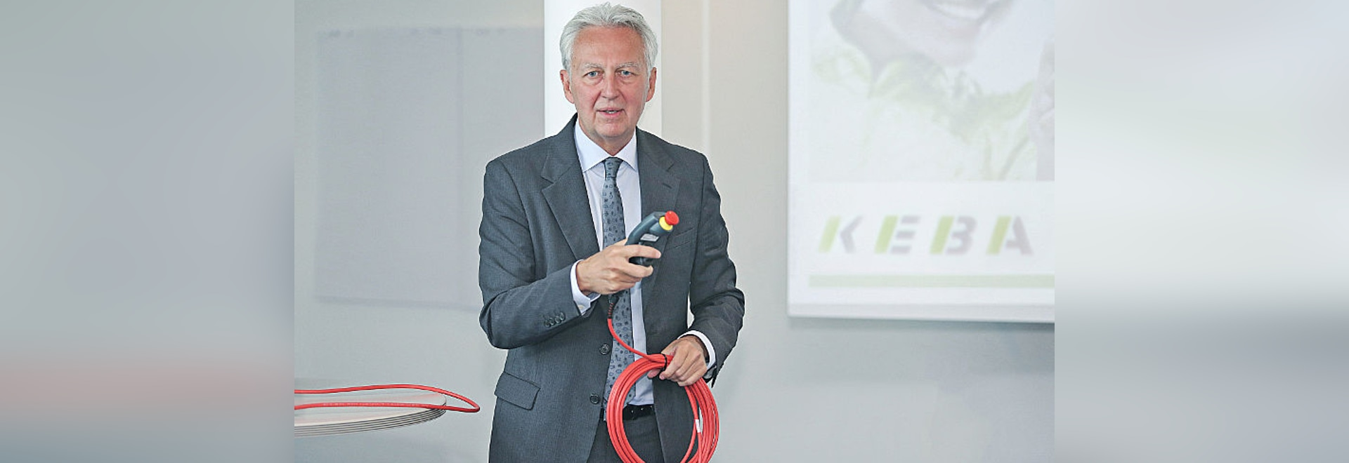 KEBA maintains its successful growth - Increased sales revenues through internationalization