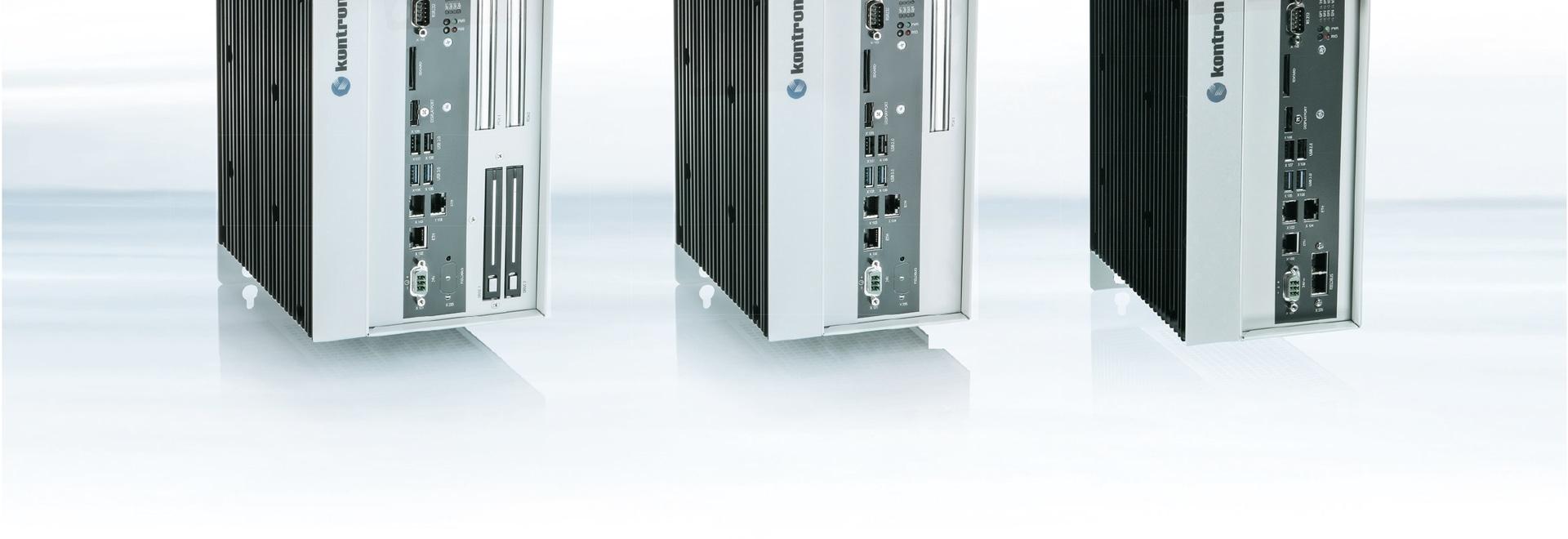 Kontron KBox C-102 Series: High Performance, Scalability, and Maintenance-Free Design