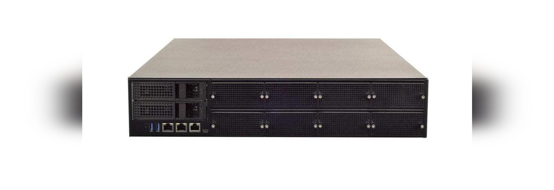 Lanner introduces NCA-6210 rackmount network appliance