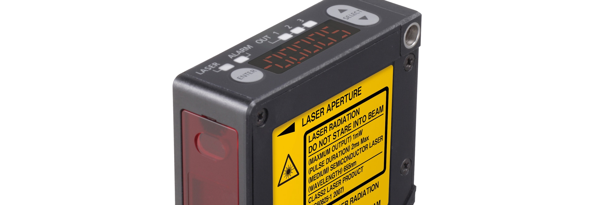 Laser sensor LAH-G1