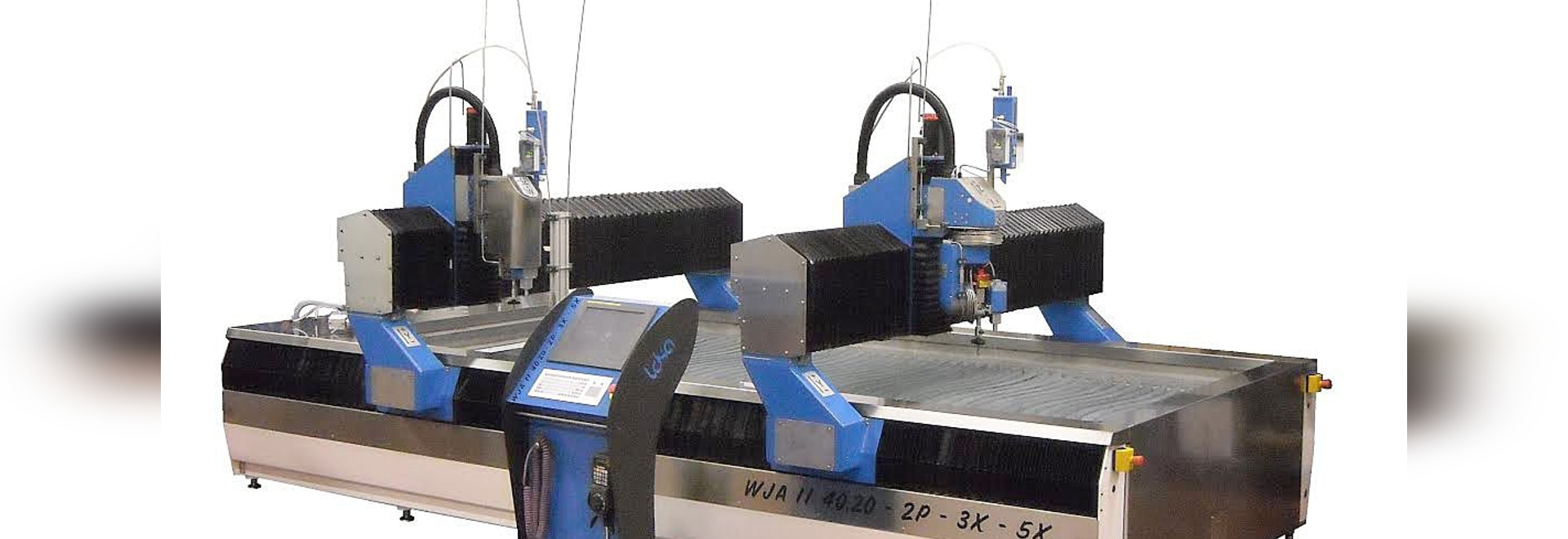 LDSA, the French leader in waterjet cutting machines