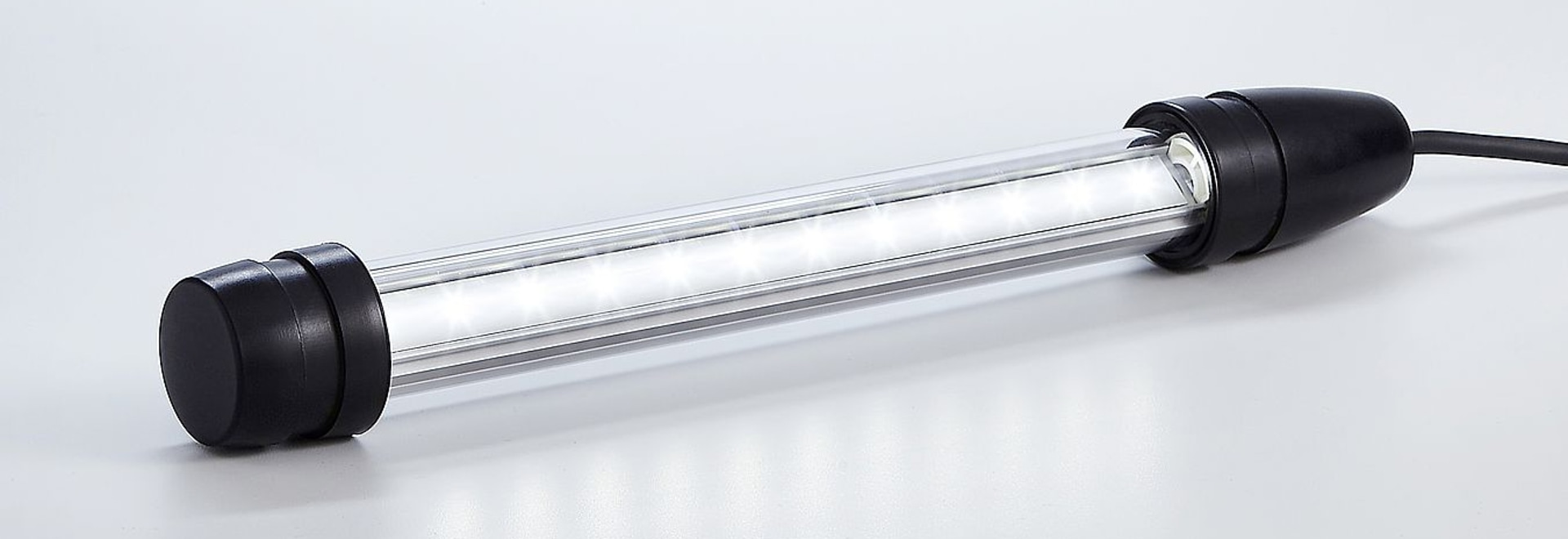 Lightweight, robust LED tubular lights from R. STAHL