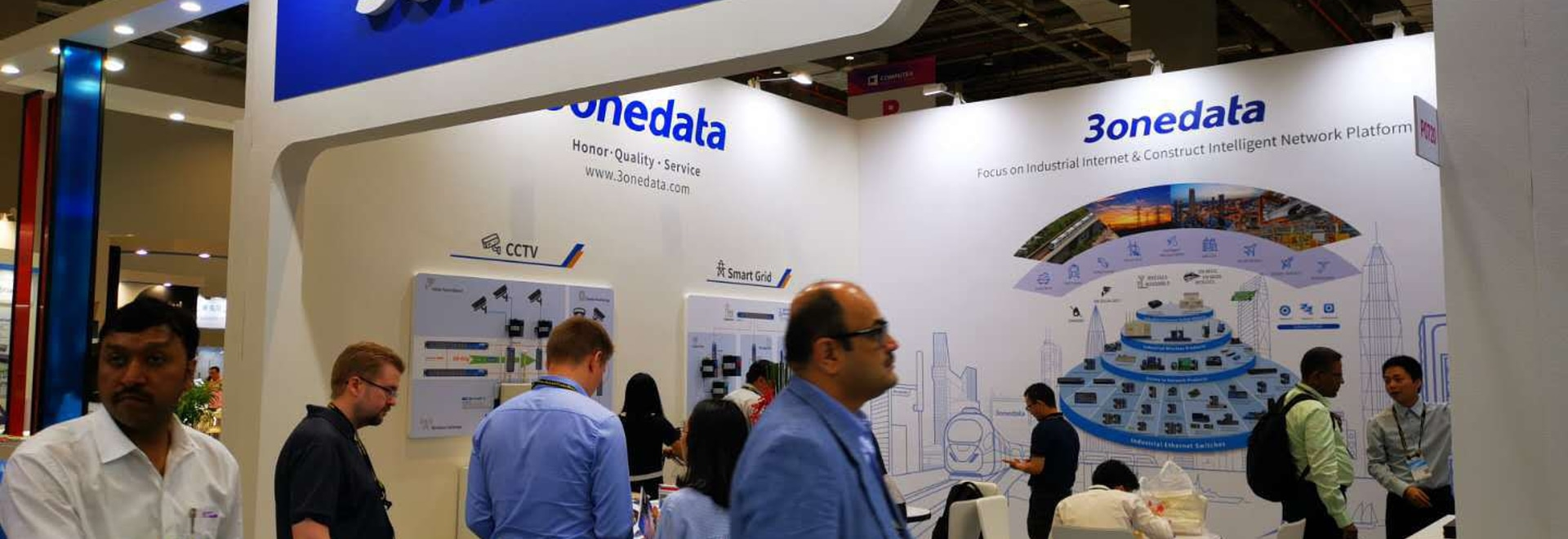Live News of 3onedata From COMPUTEX 2019