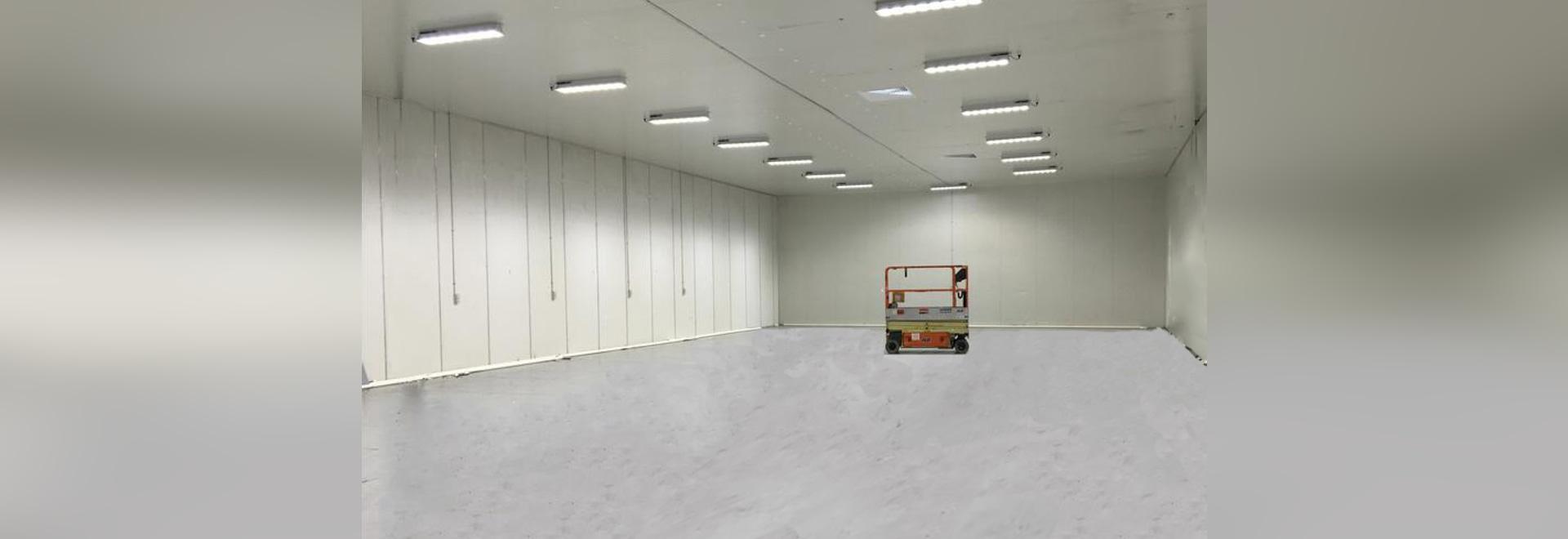 Lumiway Led Linear High Bay Light In Workshop New Zealand Shenzhen Guangdong China Yaham Optoelectronics Co Ltd