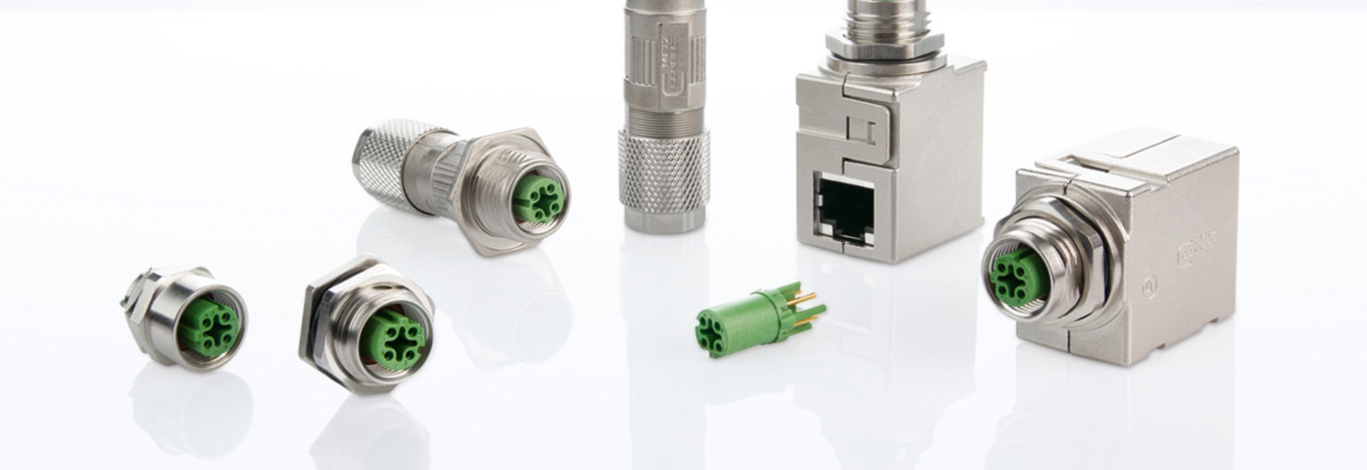 M12 circular connectors in the Internet of Things